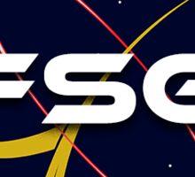 Free State Gaming Main Logo Sticker