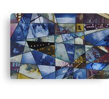 AGUST D Puzzle Canvas Print