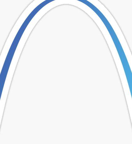Gateway Arch Sticker