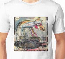 The Wolf Moon Unisex T-Shirt