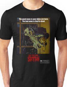 Say You Love Satan 80s Horror Podcast - Night of the Creeps Unisex T-Shirt