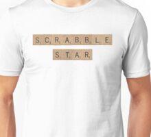 Scrabble Star Unisex T-Shirt