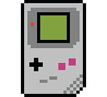 8 bit Gameboy Classic Photographic Print
