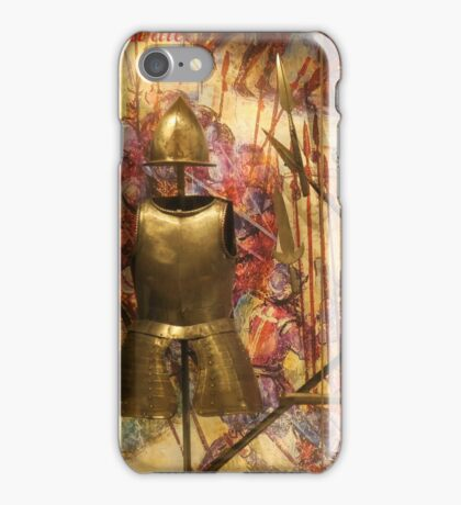 Armour; Knights Of St John iPhone Case/Skin