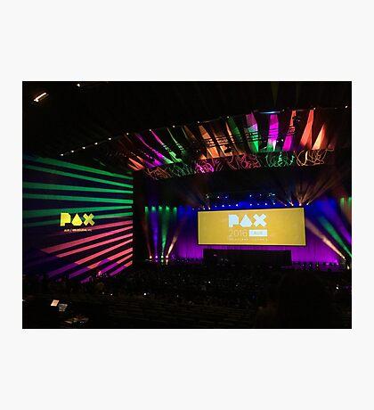 PAX Stage Photographic Print