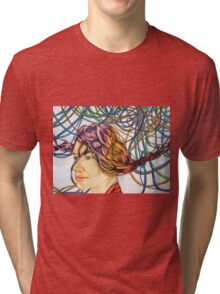 Roped in Dreams Tri-blend T-Shirt