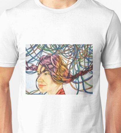 Roped in Dreams Unisex T-Shirt