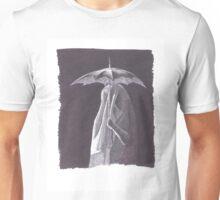 Doctor Who vampire under umbrella Unisex T-Shirt