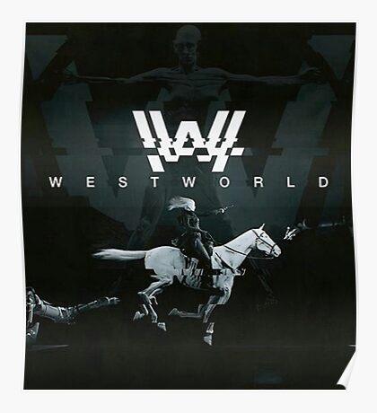 westworld film Poster