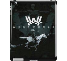 westworld film iPad Case/Skin