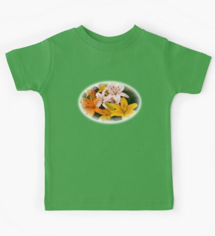 Spring Lilies ~ Ready for Planting Kids Tee