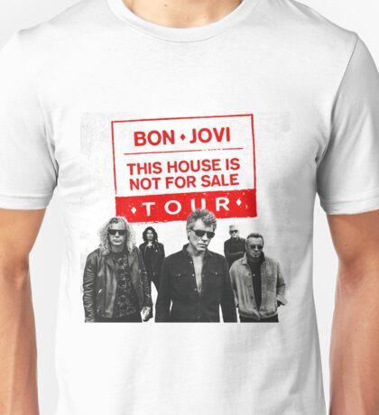 Bon Jovi Tour 2017 Unisex T-Shirt