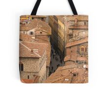 Siena - From the Campanile Tote Bag