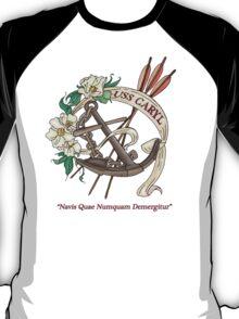 USS Caryl Official Logo T-Shirt