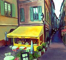 Nice, France by Christy Tortland