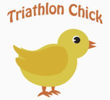 Triathlon Chick Kids Clothes