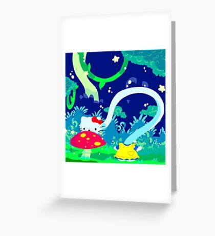 Magic Mush Greeting Card