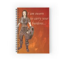 Lydia Spiral Notebook