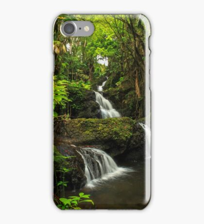 Onomea Falls iPhone Case/Skin