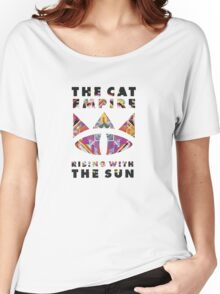 the cat empire - rising with the sun Women's Relaxed Fit T-Shirt