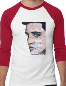 Elvis Presley Men's Baseball ¾ T-Shirt