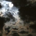 Gothic moon by MarianBendeth