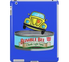 Transformers G1 Bumblebee Tuna iPad Case/Skin