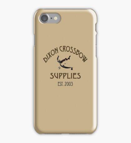 Dixon Crossbow Supplies iPhone Case/Skin