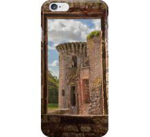 Caerlaverock Castle iPhone Case/Skin