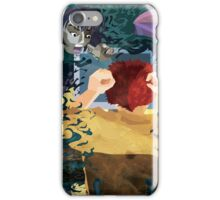 Things going awry iPhone Case/Skin