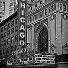 An evening at the Theatre - Chicago by Norman Repacholi