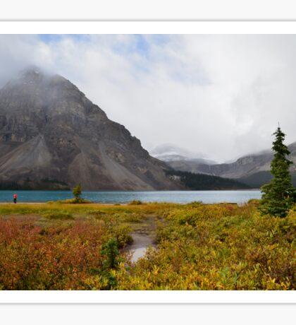 Bow Lake Sticker
