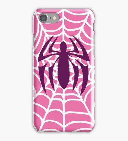 Spider-Gwen Webbing iPhone Case/Skin