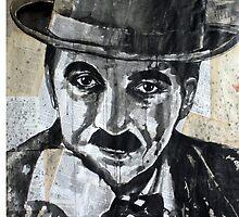 Charlie Chaplin by Krzyzanowski Art