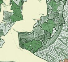 Ivy Mucha Sticker