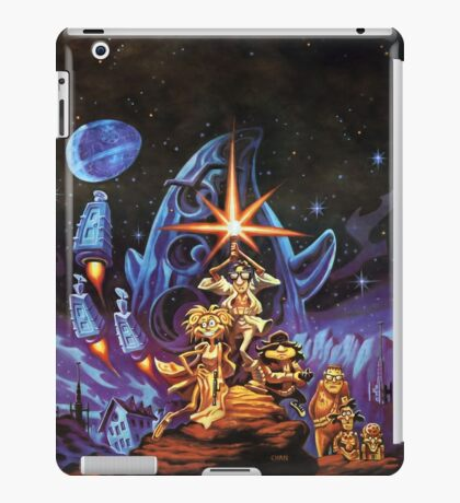Day Of The Tentacle  iPad Case/Skin