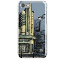 The Metro (Minerva) Theatre, Potts Point Home of Dr D Studios, Kennedy/Miller/Mitchell production company iPhone Case/Skin