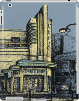 The Metro (Minerva) Theatre, Potts Point Home of Dr D Studios, Kennedy/Miller/Mitchell production company by Joel Tarling