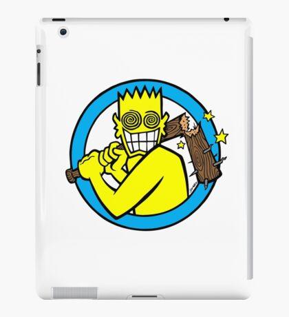 Allroy Broken Bat iPad Case/Skin