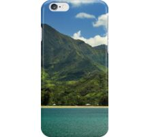 Ready To Sail In Hanalei Bay iPhone Case/Skin