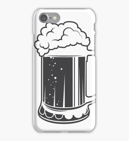 Mug beer iPhone Case/Skin