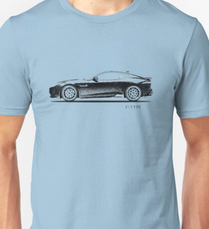 The F-Type Unisex T-Shirt