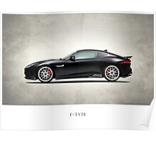The F-Type Poster
