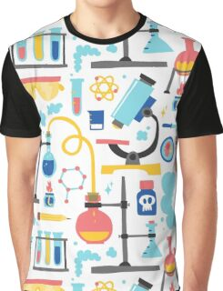 Chemistry laboratory equipment  Graphic T-Shirt