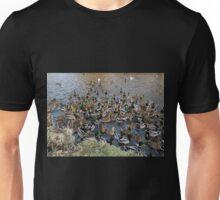Duck Frenzy Unisex T-Shirt