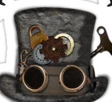 Steampunk design 3 Sticker