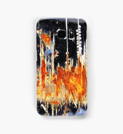 Celtic Fire Samsung Galaxy Case/Skin