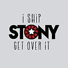 I ship STONY get over it! by Summer Iscoming