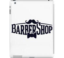 BarberShop iPad Case/Skin