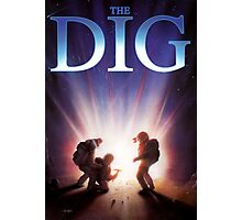The Dig Photographic Print